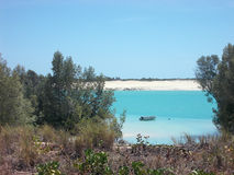 Zadziwiać kolory Willie zatoczka Obraz Royalty Free