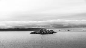 Zadziwiać Lofoten wyspy Zdjęcie Royalty Free