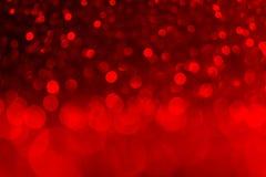Zadziwiająca czerwień zamazywał tło dla walentynka dnia, przyjęcie, wydarzeń pojęcia obraz royalty free