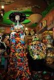 Zadziwiająca Meksykańska Szklana sztuka w Puerto Penasco, Meksyk Obraz Stock