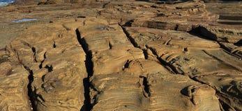 Zadziwiające Naturalne skały Obraz Royalty Free