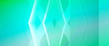 Zadziwiającego kreatywnie tła wektorowy ilustracyjny geometryczny projekt Fotografia Royalty Free