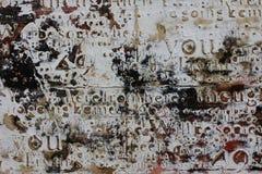 Zadziwiający Abstrakcjonistyczny tło obraz royalty free