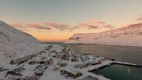Zadziwiający landcape w Iceland, piękny miejsce przeznaczenia Zdjęcie Royalty Free