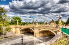 Zadziwiający most Obrazy Stock