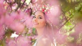 Zadziwiający naturalnej wiosny piękno zdjęcia stock