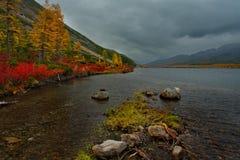 Zadziwiający piękno jesień Daleki Wschód obraz stock