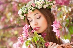 Zadziwiający wiosny piękno zdjęcie stock