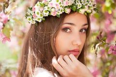 Zadziwiający wiosny piękno obrazy royalty free