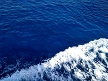 Zadziwiająca woda fotografia stock