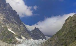 Zadziwiający glacer Zdjęcia Royalty Free