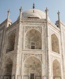Zadziwiający gmach Taj Mahal Zdjęcia Stock