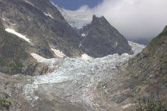 Zadziwiający krajobraz Gruzja Zdjęcie Stock