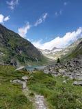 zadziwiający krajobraz w Austria Obrazy Royalty Free