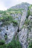 Zadziwiający krajobrazowy Targ Jiu Fotografia Stock
