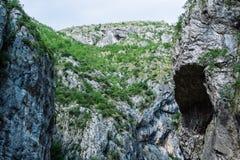 Zadziwiający krajobrazowy Targ Jiu Obrazy Stock