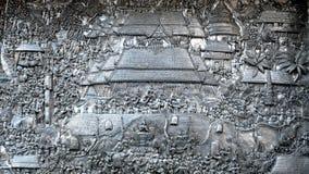 Zadziwiający silverwork Obrazy Royalty Free