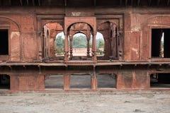 Zafar admirablement construit Mahal Photos stock