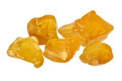 Zaffiro giallo fotografia stock
