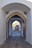 Zafra ACRO Bogen Extremadura Des Jerez Puerta Stockbilder