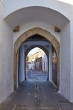 Zafra Arco de Jerez Puerta Arch Extremadura Stock Images