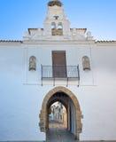 Zafra Arco de Jerez Puerta Arch Extremadura Royalty Free Stock Photography