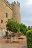 Zafra castle Royalty Free Stock Photos