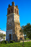 Zafra Torre San Francisco tower in Spain Stock Image