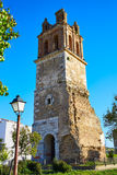 Zafra Torre San Francisco tower in Spain Stock Photography