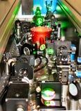 zagłębienie laser Zdjęcia Royalty Free