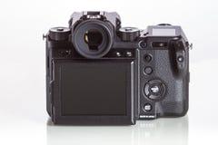 28 05 2017, Zagabria, CROAZIA: Fujifilm GFX 50S, 51 megapixels, Fotografia Stock Libera da Diritti