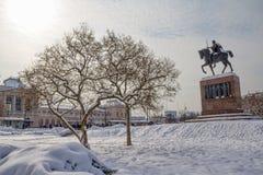 Zagabria - il Croatia Fotografie Stock