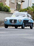 Zagato FIAT 1100 euro Coupé 1952 Royalty-vrije Stock Foto's