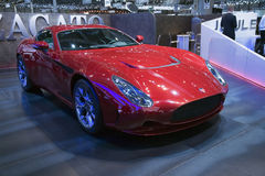 Zagato Perana Z-One Royalty Free Stock Photos