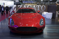 Zagato Perana Z-One Royalty Free Stock Photography
