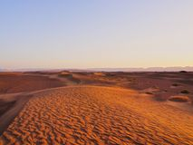 Zagora Desert, Morocco Stock Photography