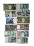 zagraniczne pieniądze Obrazy Royalty Free
