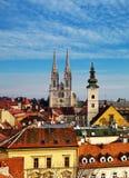 Zagreb Royalty Free Stock Image