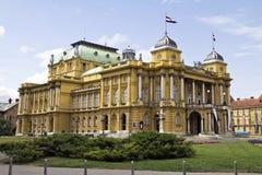 Zagreb imagen de archivo