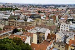 Zagreb Image stock
