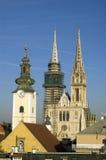 Zagreb Stock Photography