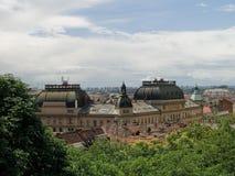 Zagreb Royalty Free Stock Photo