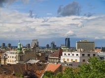 Zagreb fotos de archivo libres de regalías