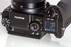 28 05 2017, Zagreb, CHORWACJA: Fujifilm GFX 50S, 51 megapixels, Zdjęcia Stock