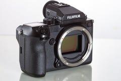 28 05 2017, Zagreb, CHORWACJA: Fujifilm GFX 50S, 43 8, 32 x 9mm 5 Zdjęcie Stock