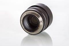28 05 2017, Zagreb, CHORWACJA: Góra obiektywy dla Fujifilm GFX 5 Zdjęcia Stock