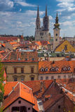 Zagreb. Royalty Free Stock Photography