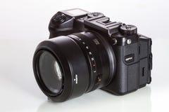 28 05 2017, Zagreb, CROÁCIA: Fujifilm GFX 50S, 51 megapixels, Fotografia de Stock