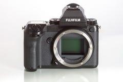 28 05 2017, Zagreb, CROÁCIA: Fujifilm GFX 50S, 43 8 x 32 9mm 5 Fotografia de Stock Royalty Free