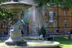 Zagreb, Croacia imágenes de archivo libres de regalías